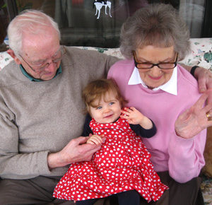 The Importance Of Grandparents.