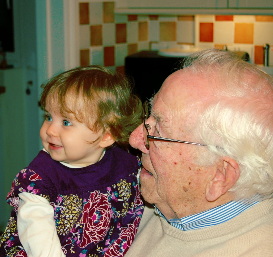 My Little Girl Turns One- And A Christmas To Remember…