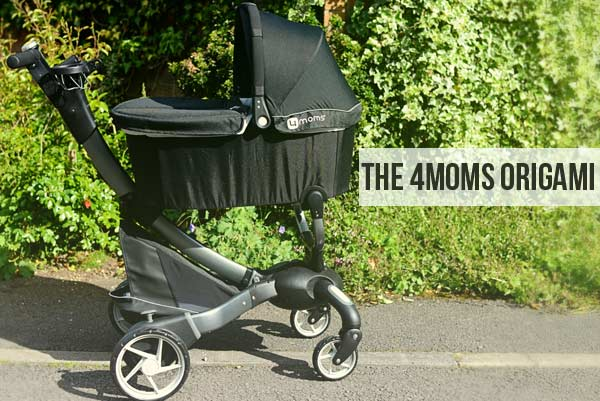 4moms Origami Stroller Review Mummy Daddy Me
