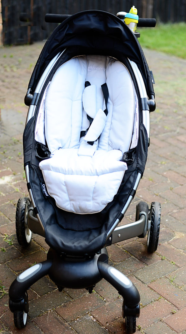 4moms Origami Stroller Review (Unboxing and Assembly with Bassinet ... | 1079x600