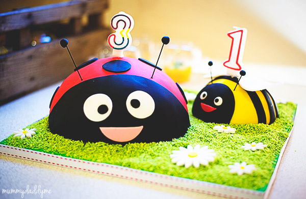 A bug themed party 20
