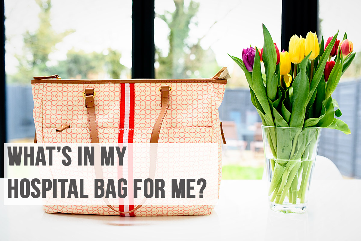 What I am Packing in my Hospital Bag (C-Section Delivery): For Mum