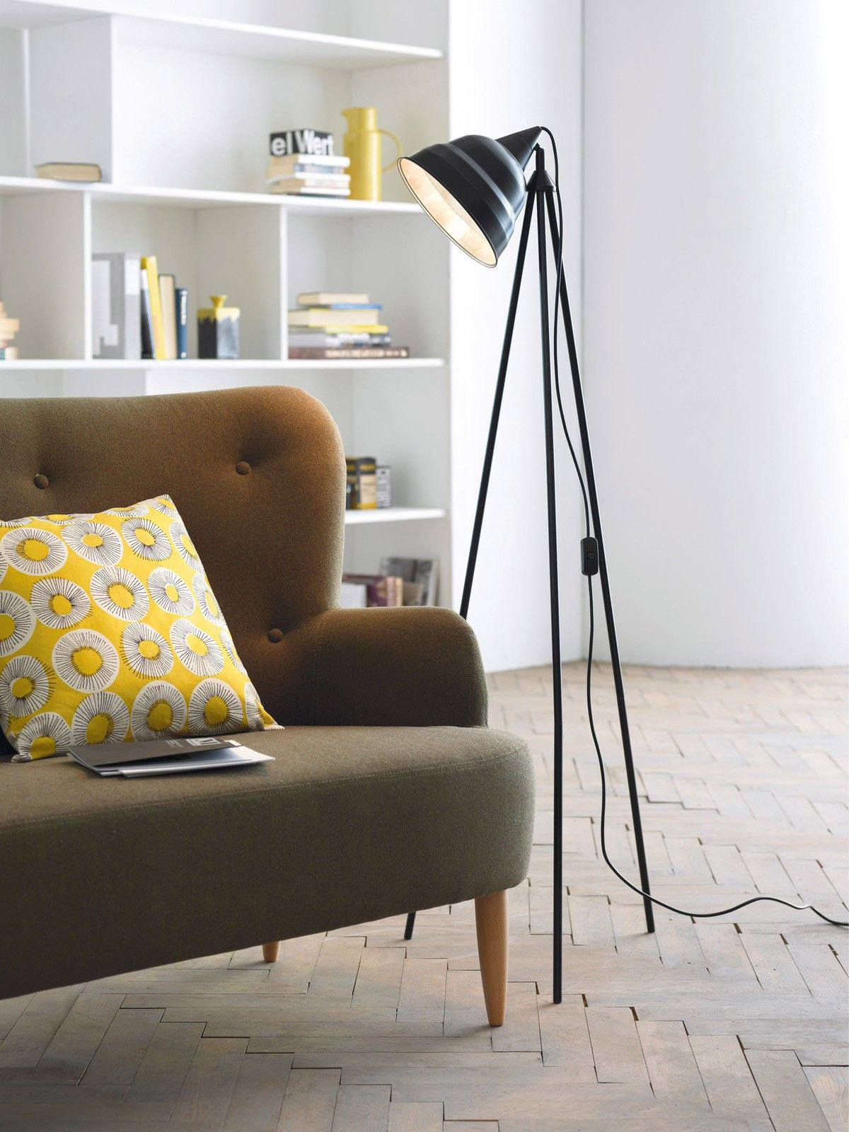 a habitat floor lamp
