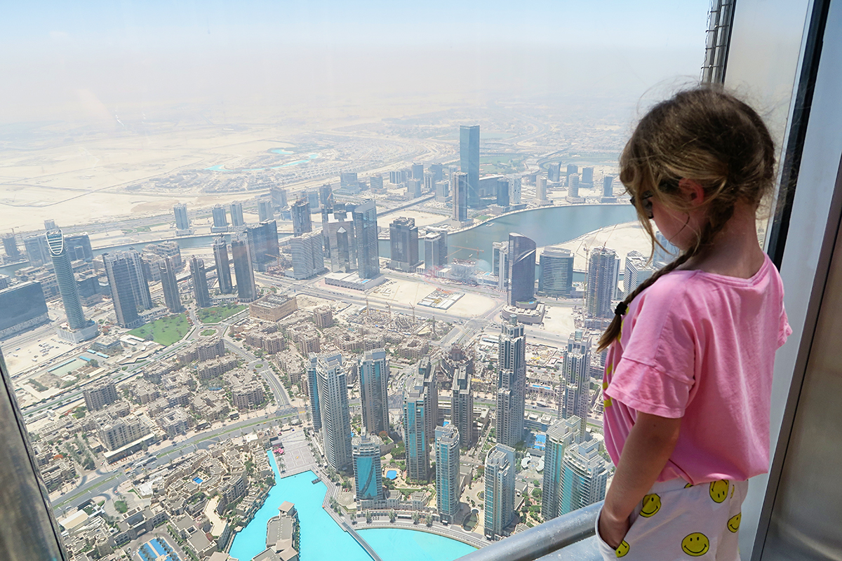 Up The Burj Khalifa Dubai Mall Amp The Burj Al Arab Mummy