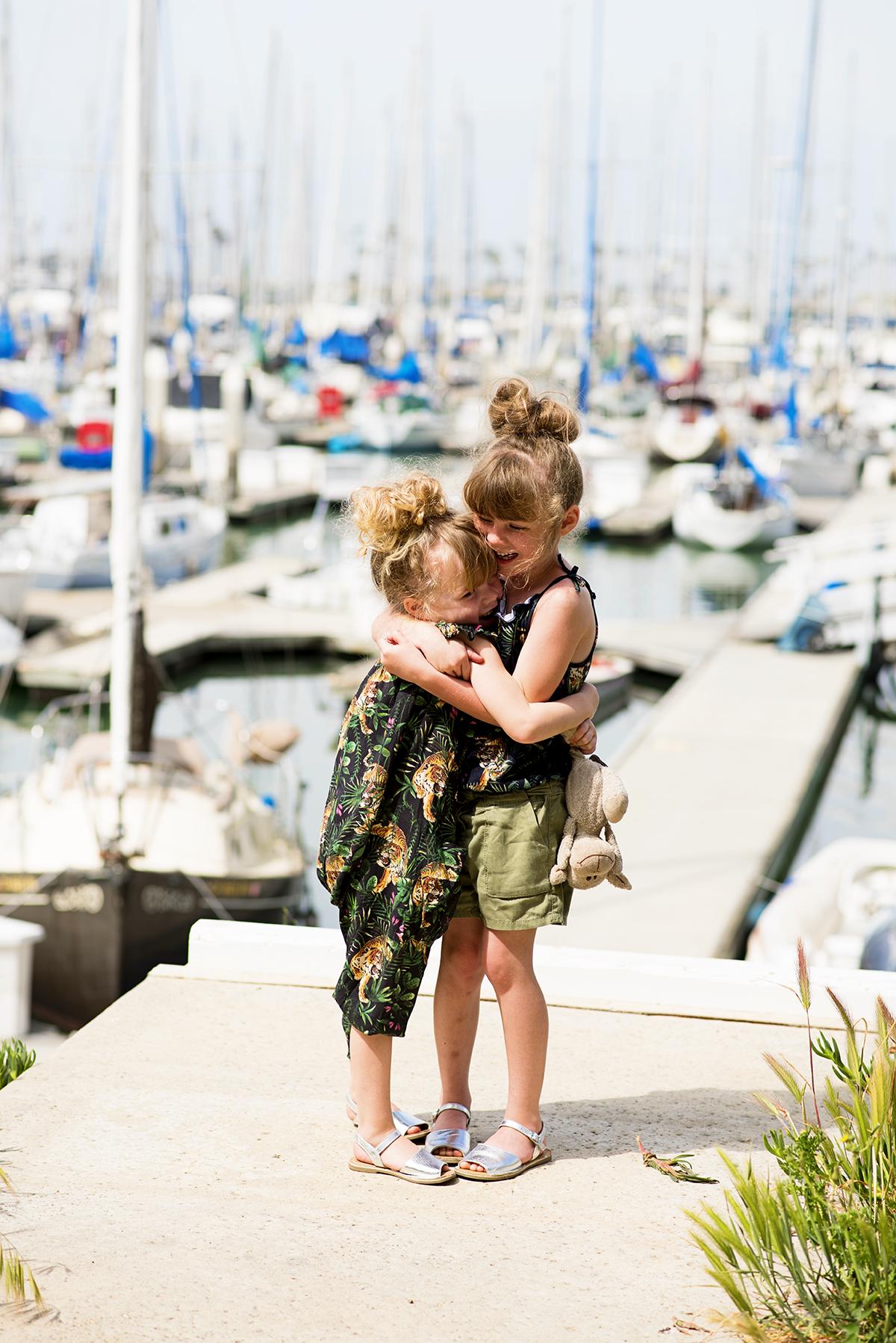 Our California Family Road Trip: Monterey to Avila Beach to Ventura Beach
