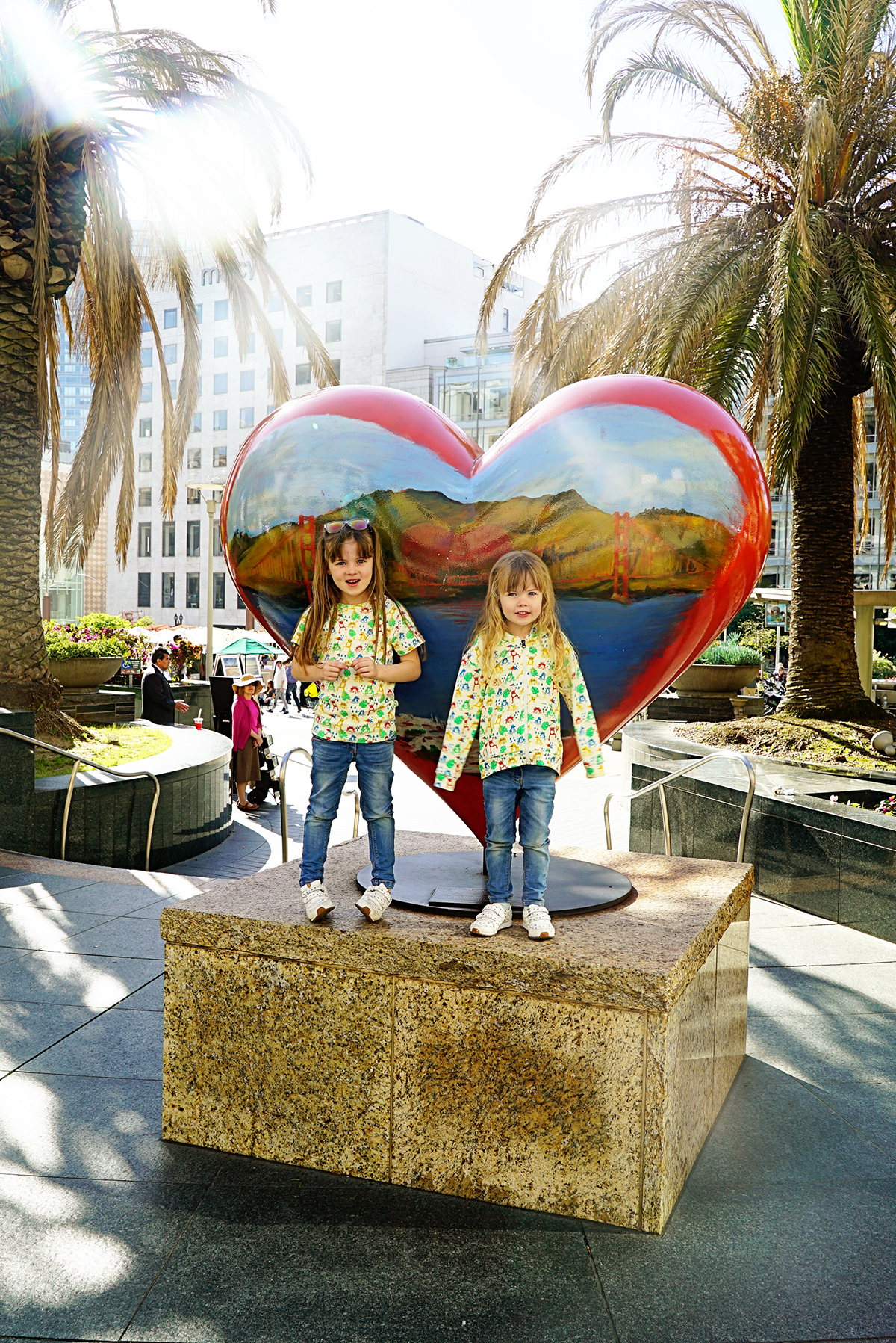 Our California Family Road Trip: Home to San Francisco