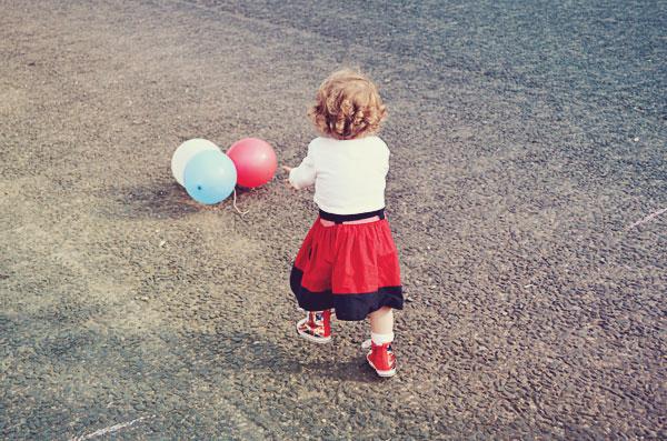 chasingballoons