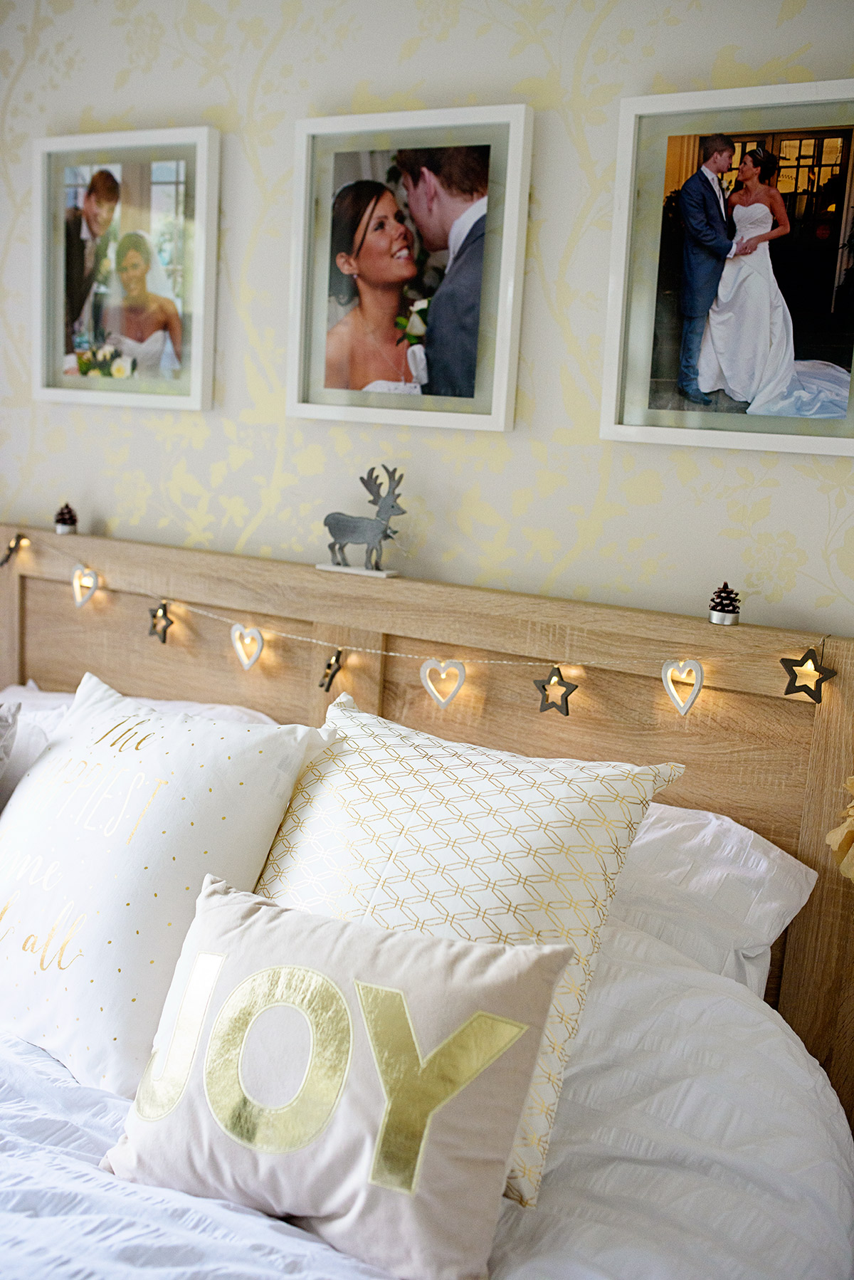 A Christmas Bedroom Makeover (Our Old House)