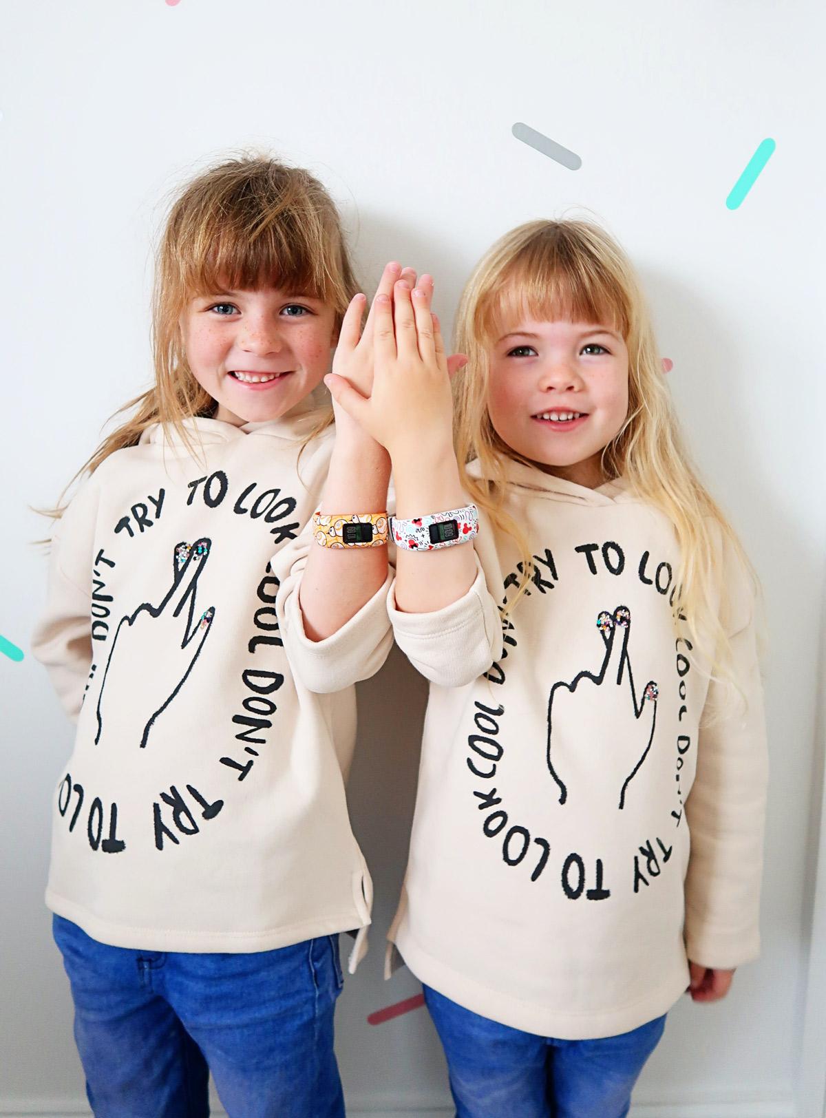 Garmin Vivofit Jr. 2- The best gadget for kids.
