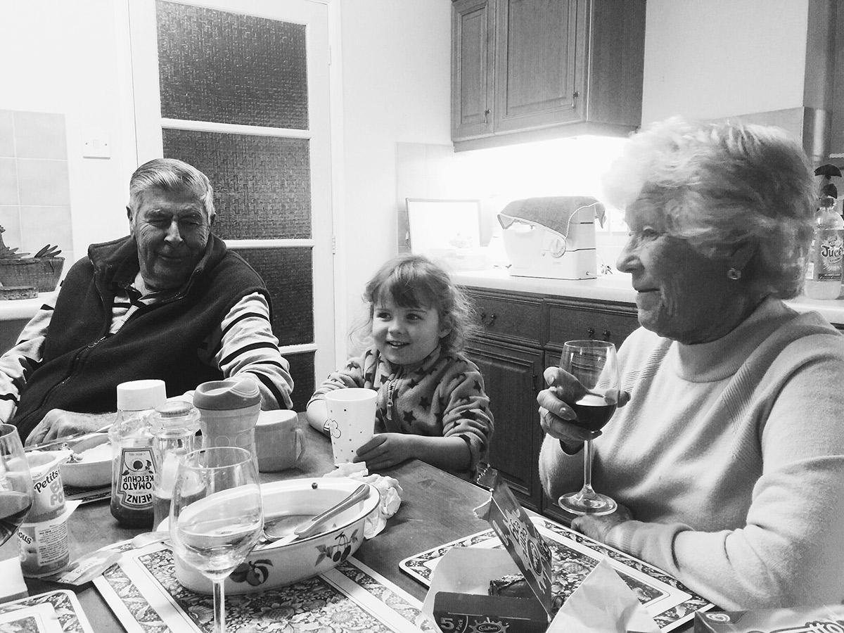 grandma grandpa march 15
