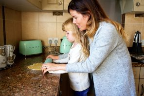 OUR FOREVER HOME A FEW MONTHS IN…AND CHATTING KITCHEN DREAMS WITH MAGNET KITCHENS