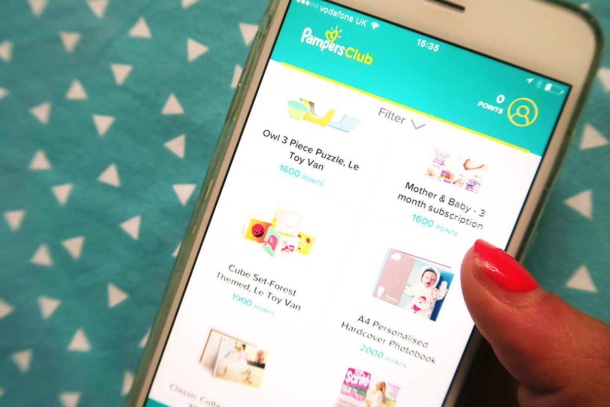 pampersapp