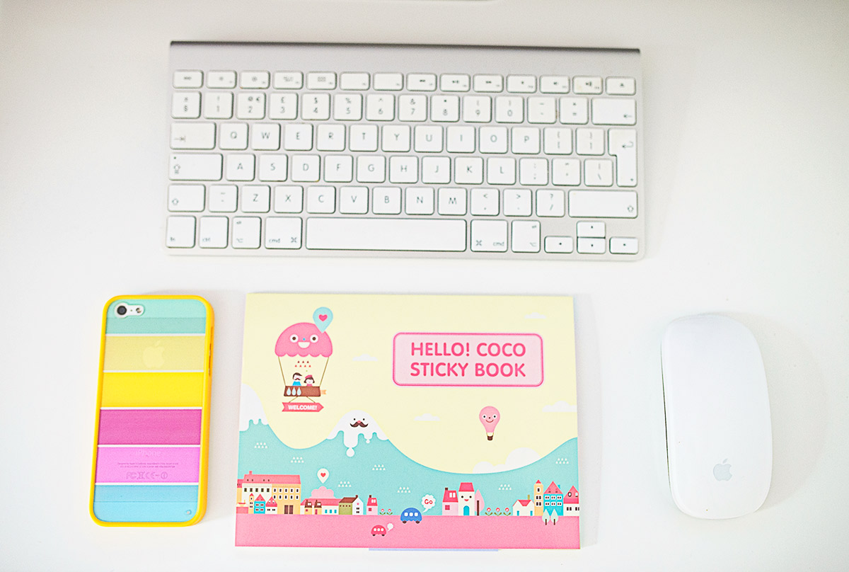 A New Stationery Obsession- And a Sticker Stack Giveaway…