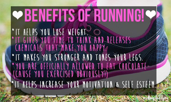 The Benefits of running