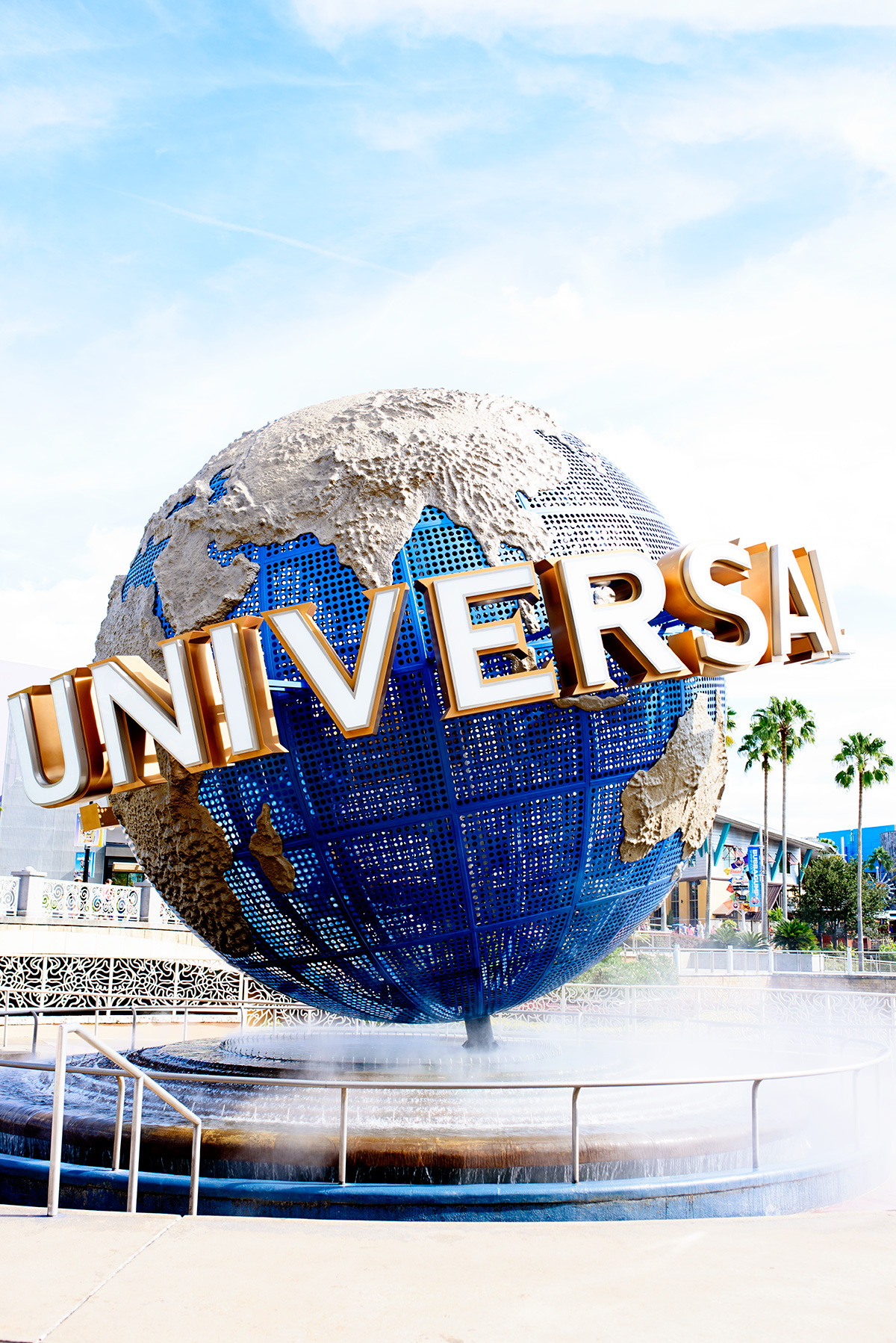 Taking Young Children to Universal Studios